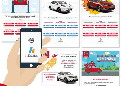 EMAILINGS-NISSAN